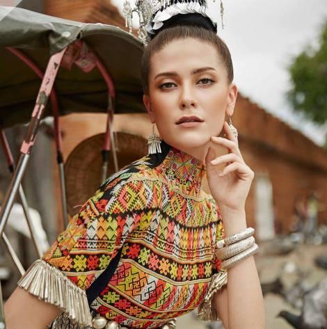 Cận cảnh nhan sắc Tân Hoa hậu Hoàn vũ Thái Lan - Ảnh 8.