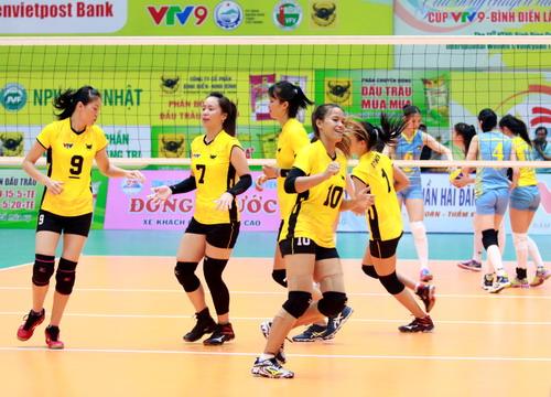 Niềm vui chiến thắng của VTV-BĐLA