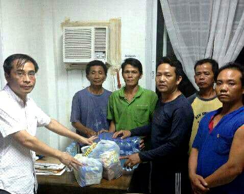 Cảnh sát Biển Philippines bắn tàu cá Việt Nam, 2 ngư dân tử vong - Ảnh 2.