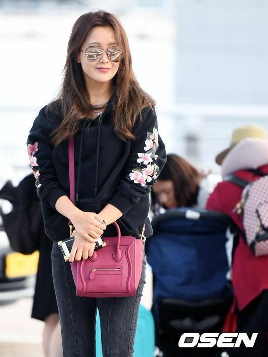 Kim Hee Sun đến Việt Nam du hí - Ảnh 3.