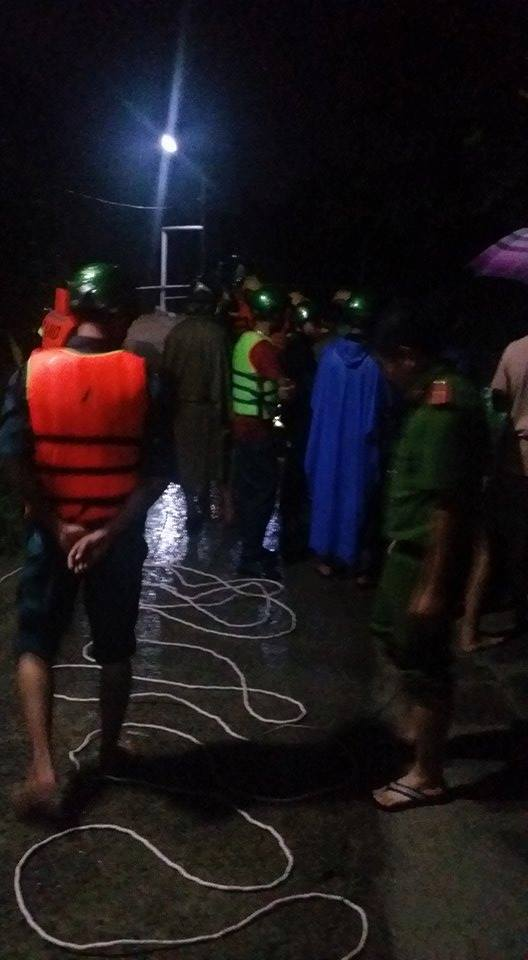 Đồng Nai: Lại thêm 1 người bị cuốn mất tích khi mưa lớn - Ảnh 1.