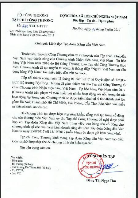 """Petrolimex treo khẩu hiệu ủng hộ hàng Việt: """"Không phải như phản đối Uber, Grab"""" - Ảnh 2."""