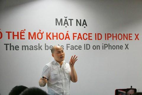 Quảng nổ Bkav bóc tẩy lỗ hổng bảo mật iPhone X - Ảnh 1.