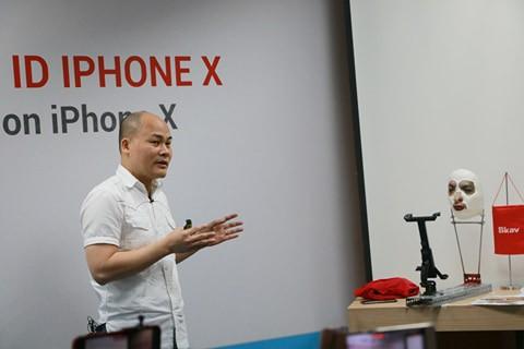 Quảng nổ Bkav bóc tẩy lỗ hổng bảo mật iPhone X - Ảnh 5.