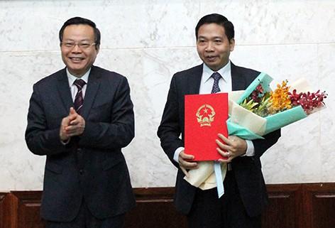 Điều động 2 Phó Bí thư Tỉnh ủy về Trung ương - Ảnh 2.