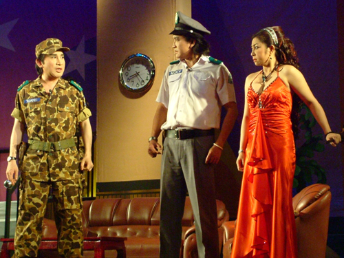 Vở Khách sạn hào hoa của đạo diễn Huỳnh Nga sẽ được tái dựng trong đêm vinh danh ông