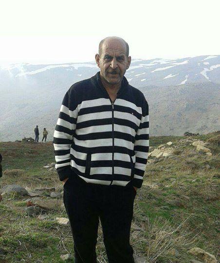Ông Yasser Hussien Assayed được cho là bị giết trong vụ không kích của Israel. Ảnh: TWITTER
