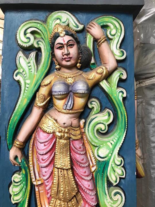 Khám phá hai ngôi đền Ấn Độ lớn tại Singapore - Ảnh 4.