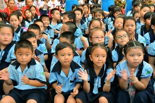 Theo dự báo, dân số Việt Nam vẫn tiếp tục tăng nhưng chậm lại Ảnh: TẤN THẠNH