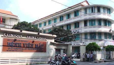 Nhiều sai phạm ở Bệnh viện Mắt TP HCM - Ảnh 1.
