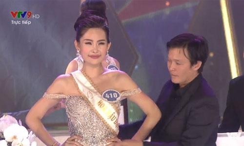 Dân mạng chê nhan sắc tân Hoa hậu Đại dương - Ảnh 1.