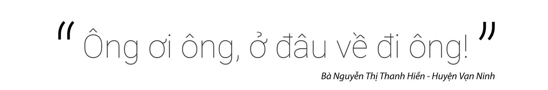 [eMagazine] - Ninh Hòa phủ trắng khăn tang - Ảnh 9.