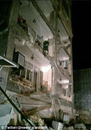 Động đất ở biên giới Iran - Iraq, hơn 210 người chết - Ảnh 5.