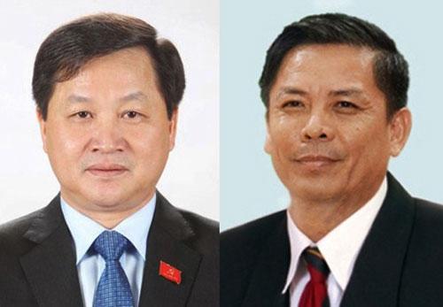 Giới thiệu nhân sự Bộ trưởng GTVT và Tổng Thanh tra Chính phủ - Ảnh 1.