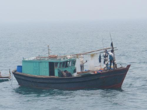 Quản lý nghề cá bằng hạn ngạch - Ảnh 1.