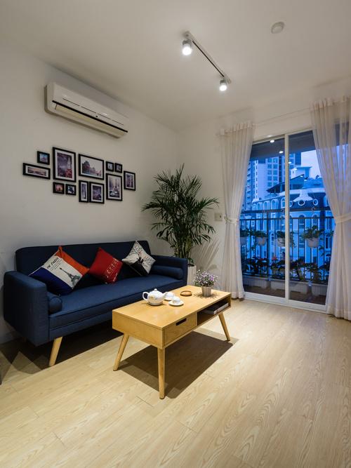 Căn hộ Sài Gòn 40 m2 nhưng đáp ứng mọi nhu cầu - Ảnh 5.