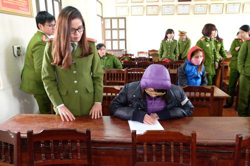 Nguyễn Thị Phương khai nhận hành vi trục lợi BHXH tại cơ quan công an