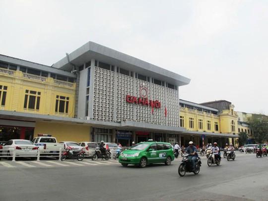 Bộ Xây dựng: Xây công trình 70 tầng ở Ga Hà Nội là chưa phù hợp - Ảnh 1.
