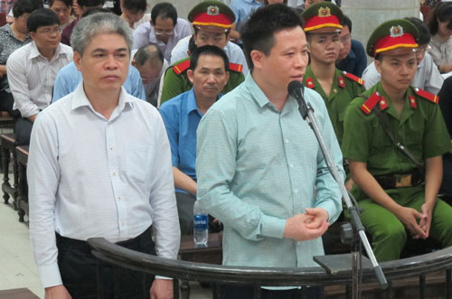Đại án OceanBank: Đề nghị tử hình Nguyễn Xuân Sơn - Ảnh 1.