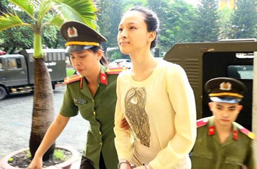 Hoa hậu Trương Hồ Phương Nga rơi vào vòng lao lý