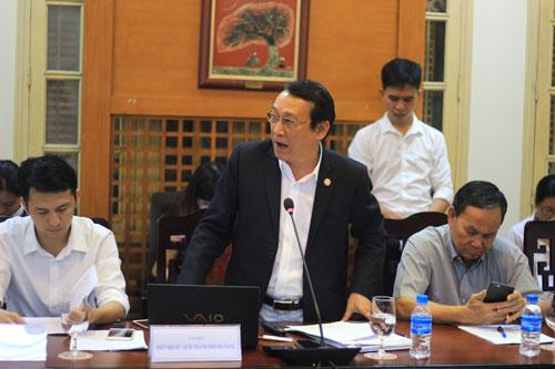 Bộ VH-TT-DL yêu cầu xử lý phát ngôn của ông Huỳnh Tấn Vinh về Sơn Trà - Ảnh 1.
