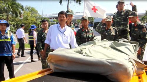 Phân bổ 40 tấn hàng của Nga cho Khánh Hòa, Phú Yên - Ảnh 1.