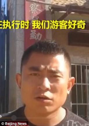 Du khách Trung Quốc giết gấu bằng súng máy - Ảnh 6.