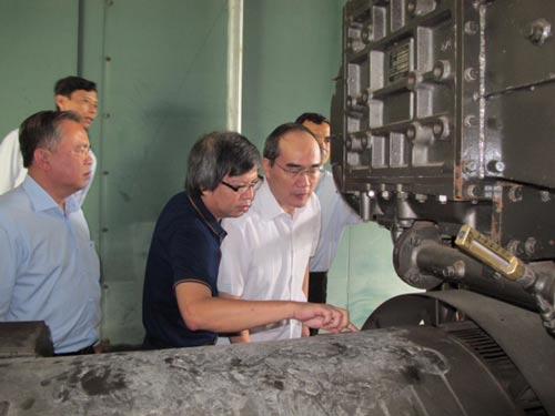 TP HCM áp dụng công nghệ biến rác thành điện - Ảnh 1.
