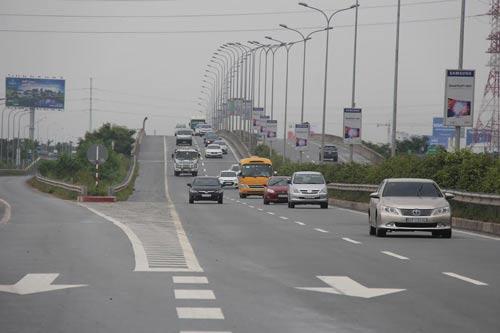 Đường cao tốc TP HCM - Long Thành - Dầu Giây đi qua tỉnh Đồng Nai góp phần kích thích phát triển vùng