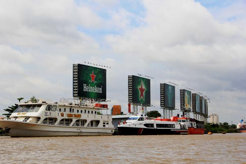Tử thần rình rập trên sông Sài Gòn - Ảnh 1.