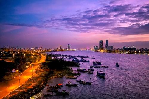 Khám phá Đà Nẵng hấp dẫn mùa pháo hoa quốc tế 2017