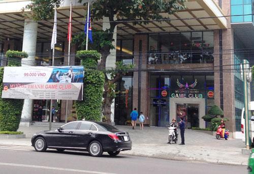 Khách sạn Mường Thanh Center - một đơn vị được cấp phép kinh doanh dịch vụ trò chơi có thưởng tại tỉnh Khánh Hòa Ảnh: KỲ NAM