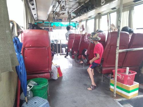 Còn bất an với xe buýt - Ảnh 1.