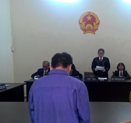 Nguyễn Văn Tú (SN 1988, ngụ quận Thủ Đức, TP HCM) lãnh án chung thân vì hiếp dâm một bé gáiẢnh: Phạm Dũng