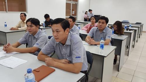 Nâng cao kỹ năng nghề cho công nhân - Ảnh 1.