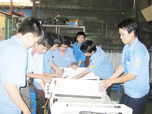 Hỗ trợ đào tạo, nâng cao tay nghề cho người lao động - Ảnh 1.