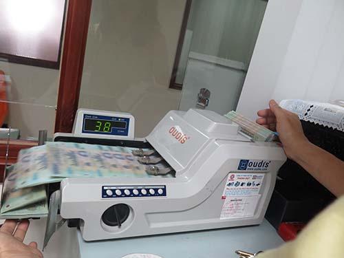 Hiện nay, doanh nghiệp huy động vốn qua kênh tín dụng ngân hàng là chủ yếu Ảnh: Vũ Phương
