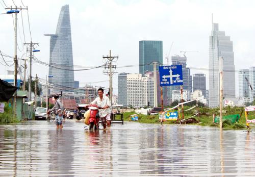 7 lý do nên mua nhà Sài Gòn mùa mưa lũ - Ảnh 1.