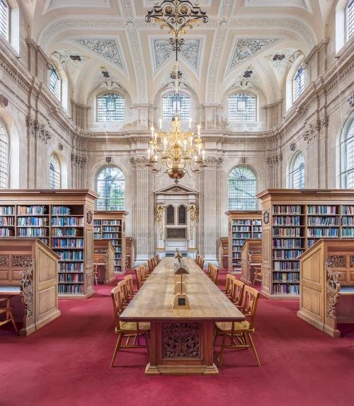 13 thư viện lộng lẫy và vĩ đại nhất trên thế giới - Ảnh 12.