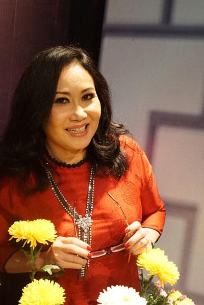 NS Thanh Hằng đã từng diễn vai để đời cua cố NSƯT Thanh Nga