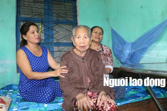 Gặp cụ bà 90 tuổi chết đi sống lại - Ảnh 4.
