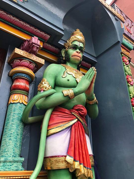Khám phá hai ngôi đền Ấn Độ lớn tại Singapore - Ảnh 3.
