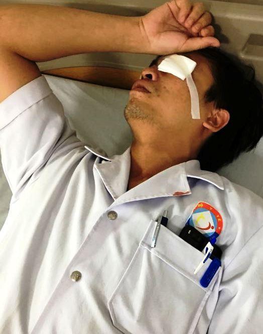 Vụ tấn công bác sĩ ngay tại bệnh vịên: Khởi tố thêm 2 đối tượng - Ảnh 3.