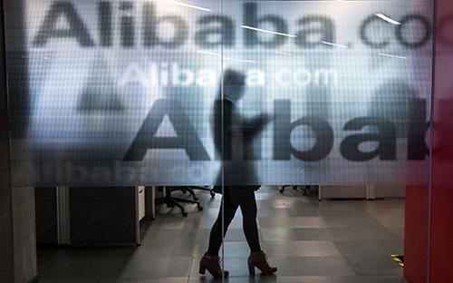 Alibaba giao dịch 550 tỉ USD hàng hoá một năm - Ảnh 1.