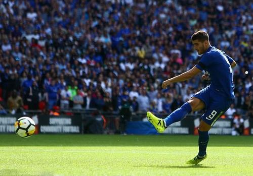 Sút luân lưu kém, Chelsea vuột siêu cúp Community Shield - Ảnh 6.