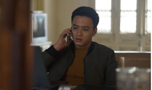 """Hồng Đăng trong phim """"Người phán xử"""" Ảnh: Hải Bá"""