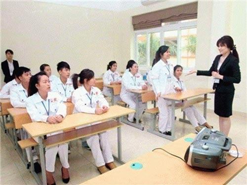 Ứng viên nữ tham gia chương trình thực tập kỹ thuật tại Nhật Bản