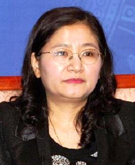 Bà Nguyễn Thị Hải Vân, Cục trưởng Cục Việc làm, Bộ Lao động - Thương binh và Xã hội