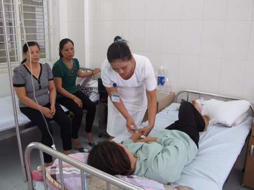 Với gói dịch vụ y tế cơ bản, người bệnh sẽ được chăm sóc tốt hơn tại tuyến y tế cơ sở
