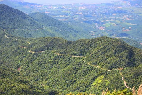 Mời báo chí góp ý về quy hoạch khu du lịch sinh thái Bạch Mã - Ảnh 1.